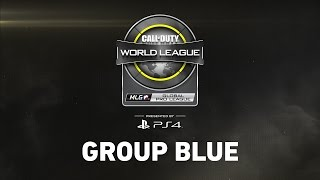 CWL Global Pro League - Week 2 - Group Blue - Day 1