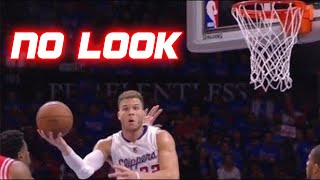 Greatest No-Look Shots in Basketball History