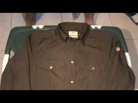 Fjällräven Greenland Shirt / Hemd - deutsch
