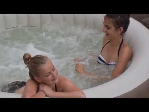 Intex PureSpa Bubble Massage Opblaasbare Jacuzzi