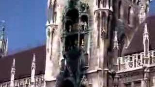 preview picture of video '慕尼黑 City Hall  St. Peter Marienplatz München'