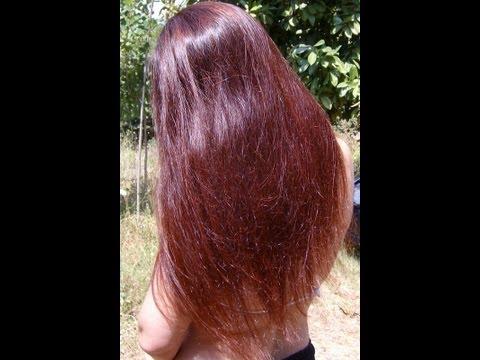 Hennè rosso capelli castani  489619983857