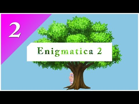 Enigmatica 2 - E02 | Questy pro Tinkers' |