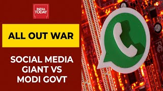 New Rules = End To Privacy | WhatsApp Sues Modi Govt Over New Digital Media Norms: Sources