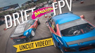 FPV Drift Intersport World Stage 2019 Indonesia UNCUT VIDEO (efek Work From Home baru bisa Upload)