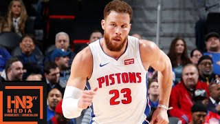 Detroit Pistons vs Orlando Magic Full Game Highlights | 01/16/2019 NBA Season