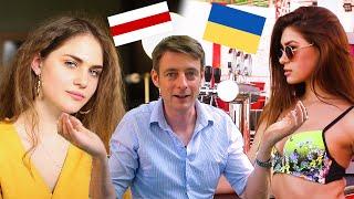 5 Differences between girls in Ukraine & Belarus
