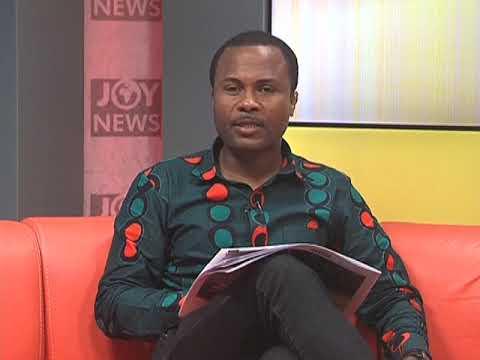 Osei Kyeretwie SHS - AM Show on JoyNews (11-5-18)