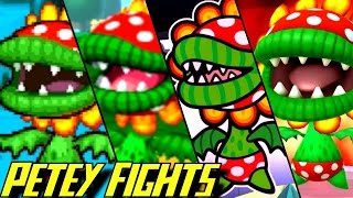 Evolution of Petey Piranha Battles (2002-2016)