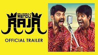 Oru Oorula Rendu Raja Official Trailer | Vemal, Priya Anand