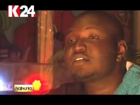 DJ BUNDUKI ON NAJIVUNIA SHOW K24 TV 2012