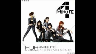 Invitation - 4minute (cover)
