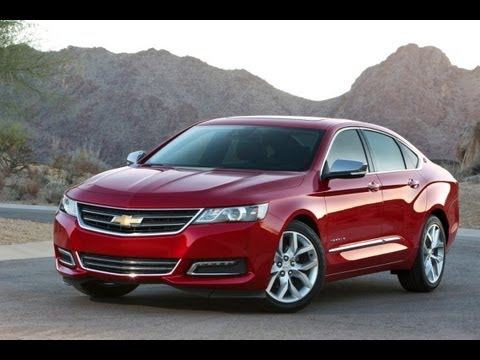 2014 Chevy Impala First Drive Review