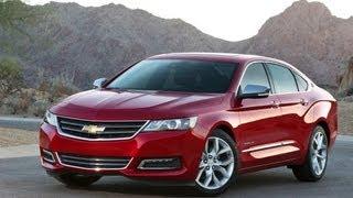 Chevrolet Impala 2013 - 2020