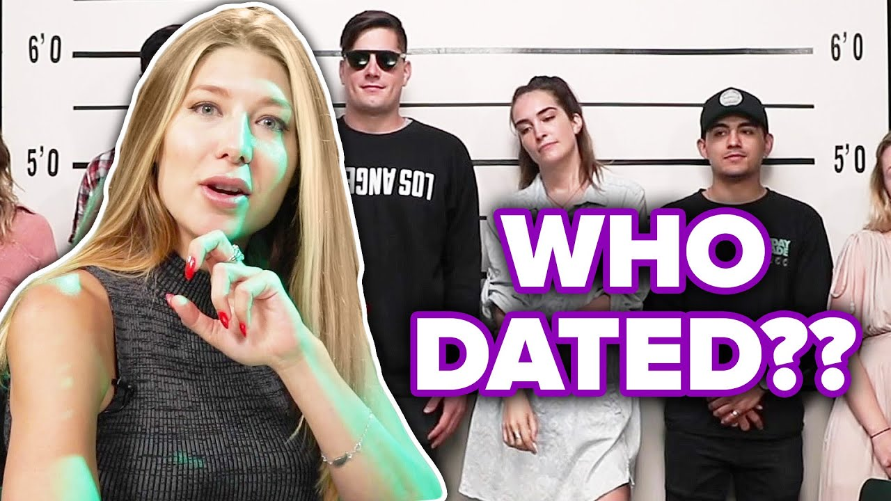 Private Investigators Guess Who Are Exes Out Of A Lineup • Part 2 thumbnail