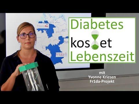 Diabetes, psychische körperliche Belastung