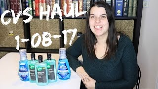 FREE IRISH SPRING ~ CVS Haul 1/08/17