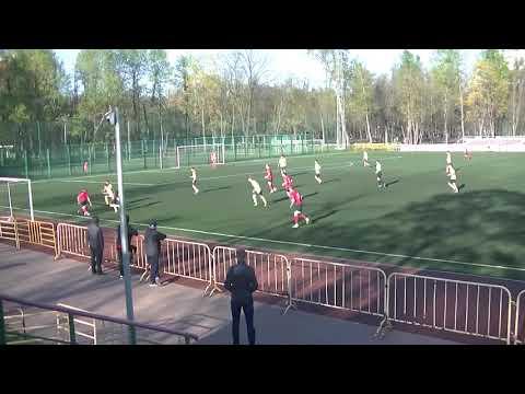 2002 г.р.: Локомотив-2 - Строгино - 0:3 / Обзор
