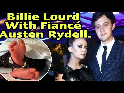 Billie Lourd Just Welcomed a Baby Boy With Fiancé Austen Rydell.