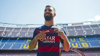 Arda Turan - Welcome to FC Barcelona | 2015 HD
