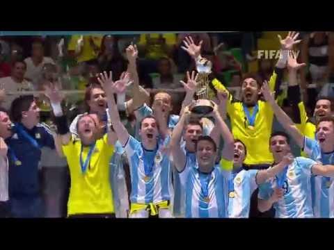 Preview video Mondiali futsal: l´Argentina vince 5-4 ed è campione per la prima volta