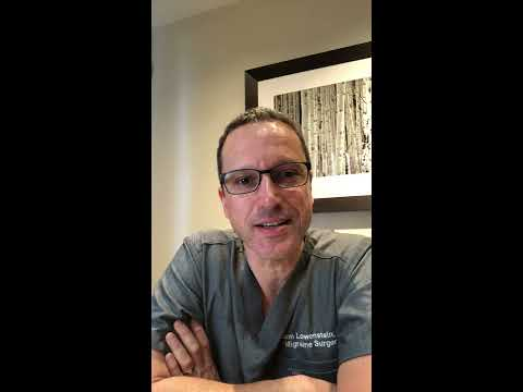 Migraine Surgery Q&A With Dr. Lowenstein: Migraine Surgery Recovery