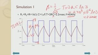 Non-Sinusoidal Oscillators and VCO (FM & FSK Generators)