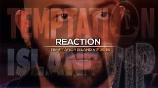 ER FAINA SCLERA MALE E CHIEDE IL FALO' - TEMPTATION ISLAND VIP [REACTION PUNTATA 1 - Quinta Parte]