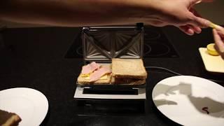 Sandwichmaker Test - Cloer 6219 Sandwichmaker