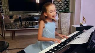 ВСЕ ПРОЙДЁТ -  ( Cover Батырхан Шукенов) - Виктория Старикова - 9 лет