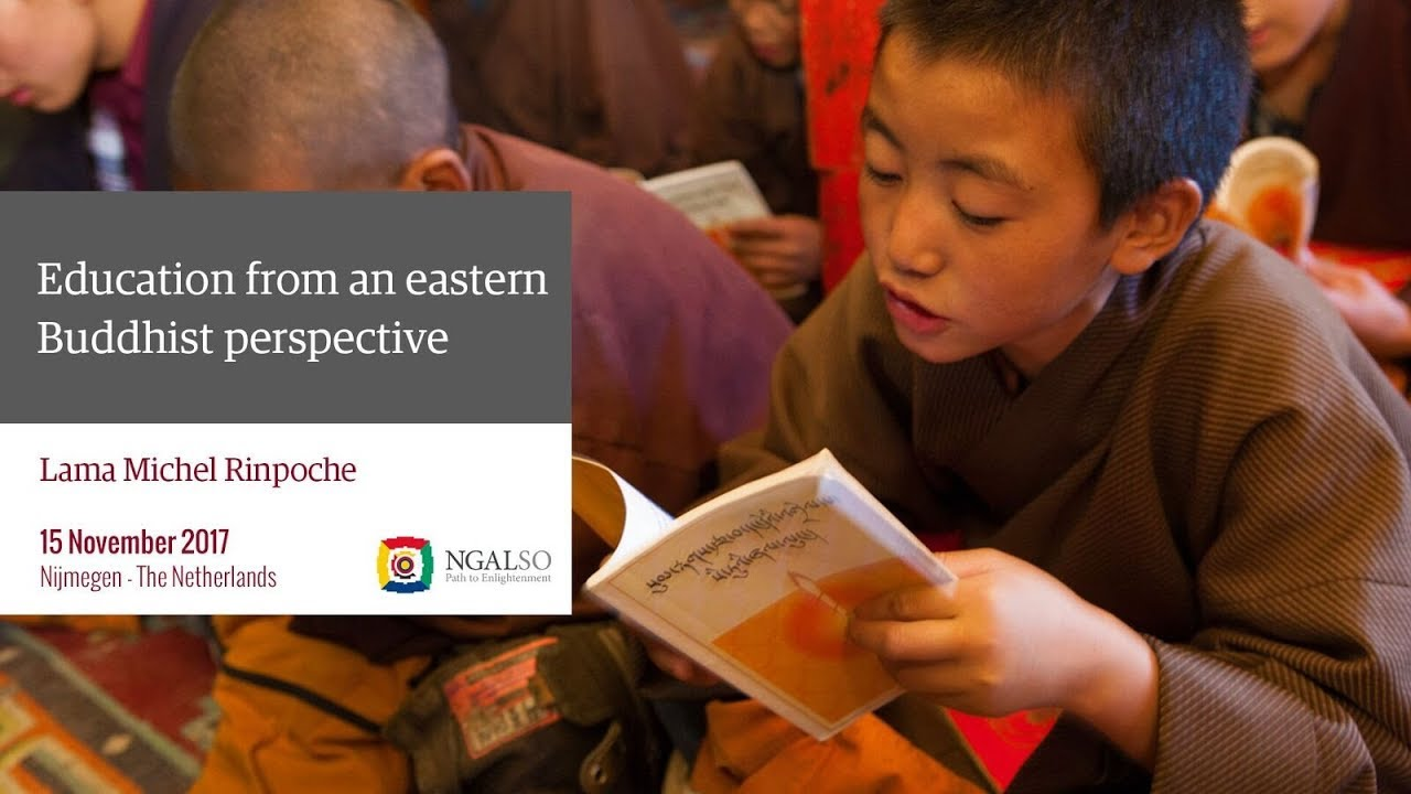 Education from an eastern, Buddhist perspective