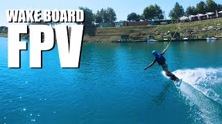 Wakeboard paradise | FPV FREESTYLE