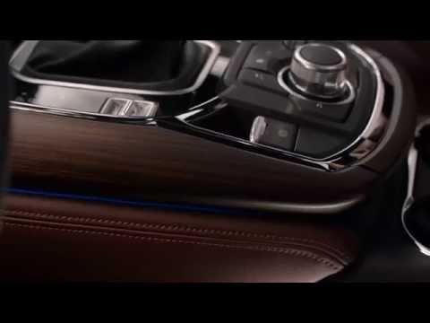 Mazda  Cx9 Паркетник класса J - рекламное видео 2