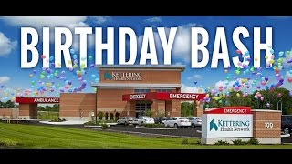 Kettering Health Network Emergency Center in Franklin to host a birthday bash for the public