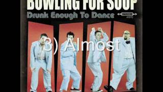 My Top 10 Favorite Bowling For Soup Songs