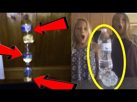 TOP 60 BEST Water Bottle Flip CHALLENGE Videos!! (IMPOSSIBLE TRICK SHOTS) (видео)