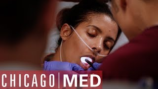 Drug Mule Surgery Goes Wrong   Chicago Med
