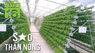 24 tuổi sở hữu vườn rau thủy canh 4.0 tiền tỷ   VTC16