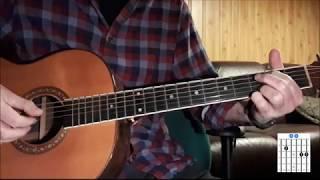 Dan Fogelberg Old Tennessee intro - guitar lesson