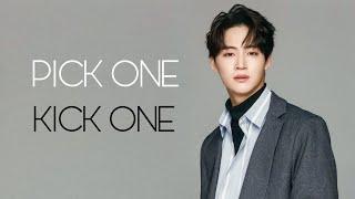 PICK ONE KICK ONE | MALE IDOL VERSION