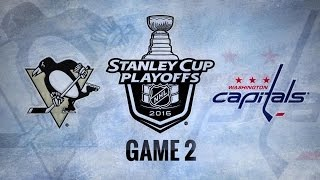 Fehr's late goal propels Penguins to Game 2 victory