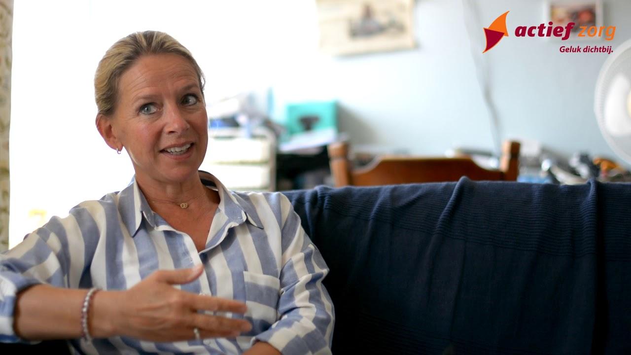 Op bezoek bij Kim Zeegers met Corrie Hagendoorn