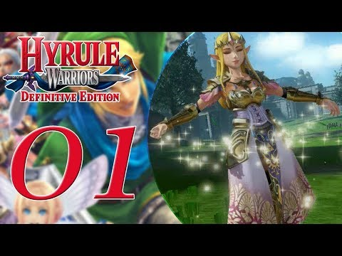 Hyrule Warriors Definitive Edition!