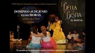LONJA MUSICAL BELLA Y BESTIA