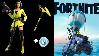 Fortnite New Yellowjacket Starter Pack + Road to Champion League! (Fortnite Live)
