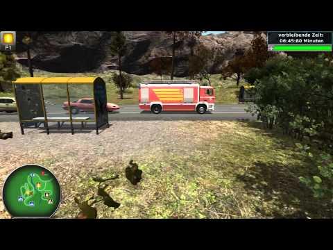 #005 Let's Play Feuerwehr 2014 Die Simulation - Arbeit Arbeit [Deutsch] [Full-HD]