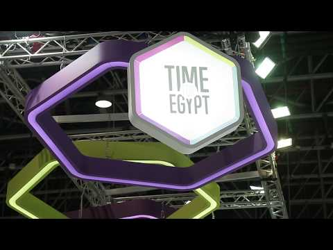 The Egyptian Pavilion at Gitex 2018