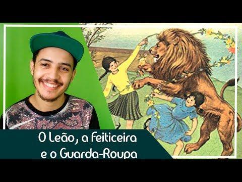 O Leão a Feiticeira e o Guarda-Roupa - C.S. Lewis (As Crônicas de Nárnia #02) | Patrick Rocha (4X83)