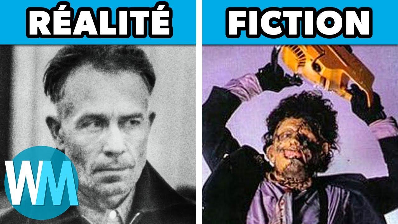 TOP 10 des TUEURS en série au cinéma inspirés de VRAIS tueurs !