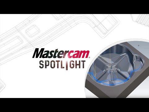 Neu in Mastercam 2019 | Erweiterte Werkzeugwegdarstellung